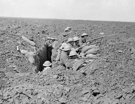 Seaforth Highlanders on the Somme © IWM (Q 4143)