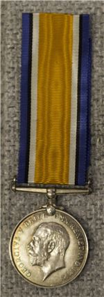 British War Medal (1914-1920)